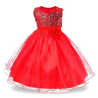 Teenage's Princess Dresses For Wedding/party (set-1)