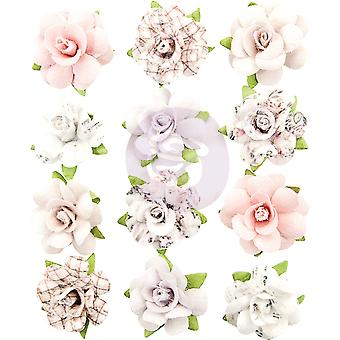 Prima Markedsføring Lavendel Frost Blomster Aromatisk Fred