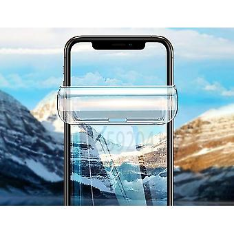 2pcs 500d Hydrogel Film Screen Protector For Iphone