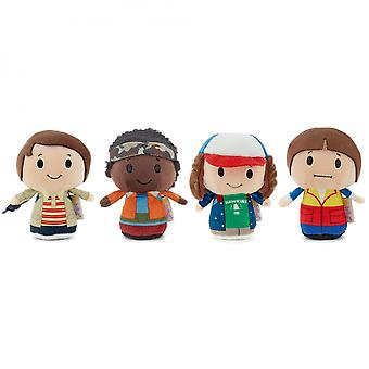 Hallmark Stranger Things Collector Set Of 4, Us Edition
