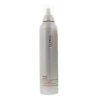 Clynol Move Hold 3 Flexible Mousse 300ml