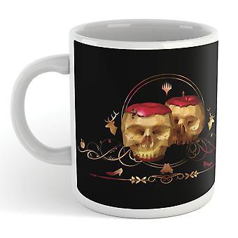 Magic The Gathering Throne of Eldraine Poisoned Apple Merch Mug Coffee Tea Cup