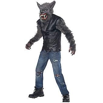 Kind weerwolf vermomming