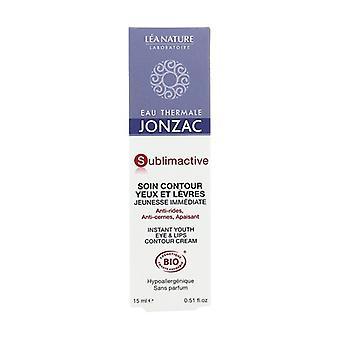 Sublimactive eye-lip treatment 15 ml of cream