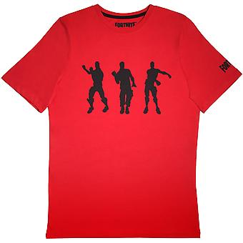 Fortnite Girls Dance Flyttar T-Shirt