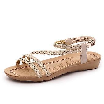Scarpe estive donna plus size infradito donna sandali piatti