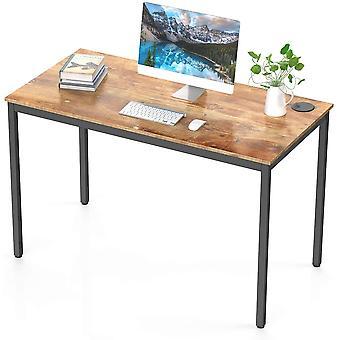 FengChun . von Amazon Computertisch Schreibtisch Stabiler PC Schreibtisch Moderner Einfacher