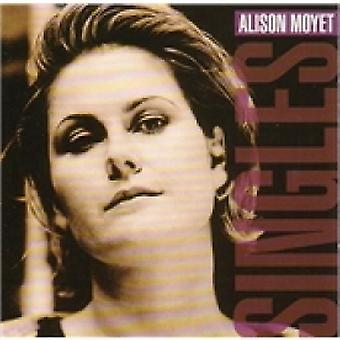 Alison Moyet Singles CD