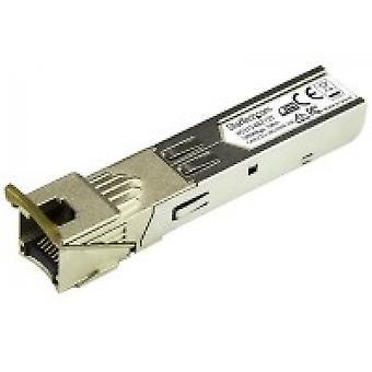 StarTech Gigabit Copper RJ45 SFP Moduł odbiorczy HP 453154-B21 Kompatybilny