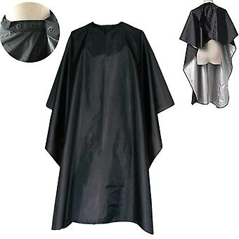 Pattern Cutting Hair Waterproof Cloth, Salon Barber Cape