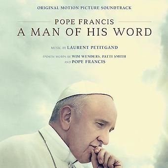 Laurent Petitgand - Papa Francisco un hombre de su palabra vinilo