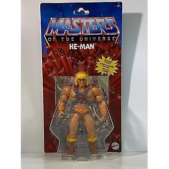 Maîtres de l'univers He-Man Inc Comic Mattel GNN85