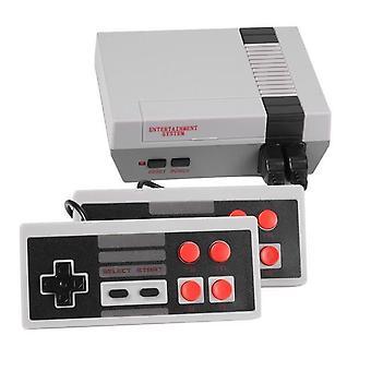Hot eingebaute 620 Spiele Mini-TV-Spielkonsole 8 Bit Retro klassische Handheld-Gaming-Player av Ausgabe Videospielkonsole zwei Spieler