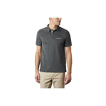 Columbia Nelson Point Polo 1772721011 universal all year men t-shirt