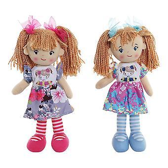 Rag Doll DKD Kodin sisustus (2 kpl) (20 x 12 x 30 cm)