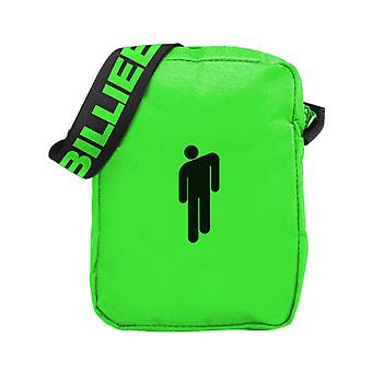 Billie Eilish Crossbody Bag Bad Guy Logo new Official Green