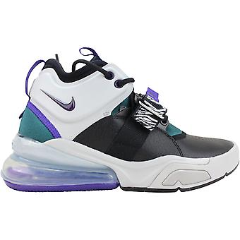 Nike Air Force 270 Light Zen Grau/Court Purple AJ8208-002 Grade-School