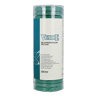 Kroppshårborttagning Vax Idema Diskar Grön (400 g)