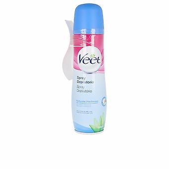 Veet Spray Depilatorio Piel Sensible 150 Ml Unisex