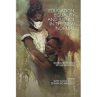 Istruzione Uguaglianza e giustizia nella nuova normalità