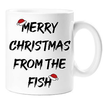 Merry Christmas From The Lizard Mug