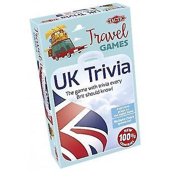 Tile games travel: uk trivia