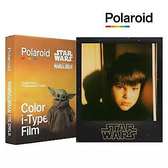 Barevné i-Type Film Instant Photos Mandalorian Edition