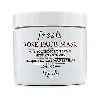 Rose Face Mask - 100ml/3.5 oz