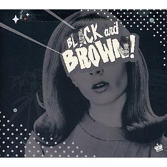 Black Milk & Danny Brown - Black & Brown [CD] USA import