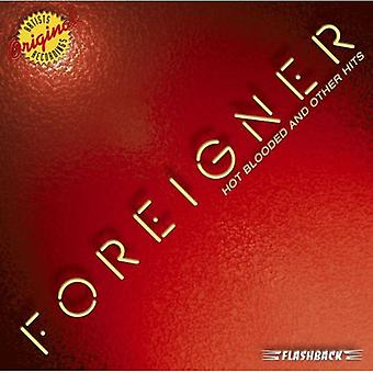 Foreigner - Hot Blooded & Other Hits [CD] USA import