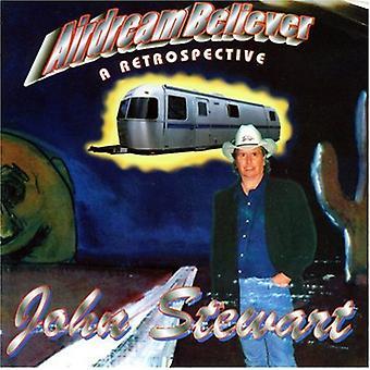 John Stewart - importation USA Airdream croyant-Retrospectiv [CD]