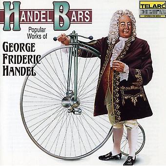 Handelbars - Handel Bars: Popular Works of George Frideric Handel [CD] USA import