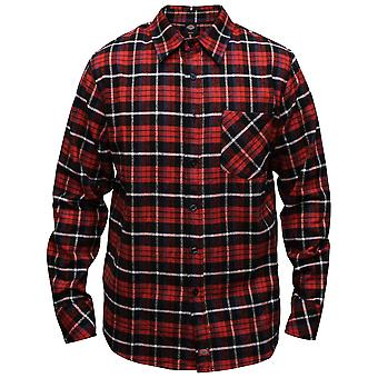 Dickies Jaydon Long Sleeve Shirt English Red