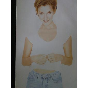 Celine Dion Promotional Poster