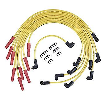 ACCEL 8843 Performance 8.8mm Spiral Core Spark Plug Wire Set