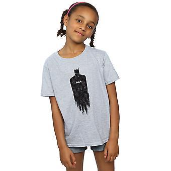 DC Comics ragazze Batman spazzolato t-shirt