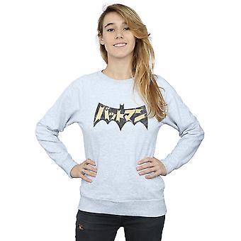DC Comics Frauen Batman internationale Logo Sweatshirt