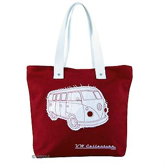 VW collectie Campervan Canvas Shopping Tote tas