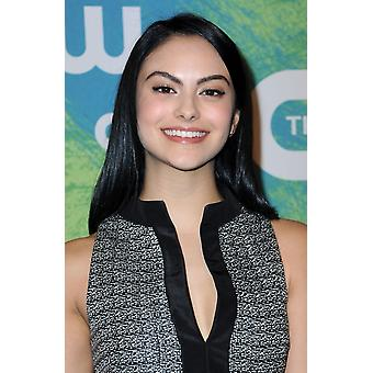 Camila Mendes At Arrivals For The Cw Upfronts 2016 The London Hotel New York Ny May 19 2016 Photo By Kristin CallahanEverett Collection Celebrity