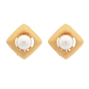 Misaki ladies orecchino orecchio clip oro QCRCMIRAMAR MIRAMAR