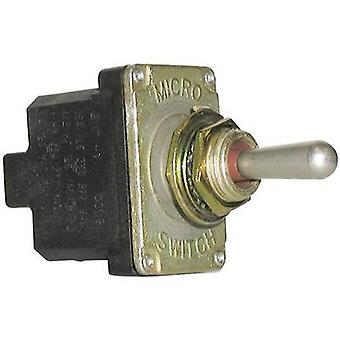 Honeywell AIDC 2NT1-3 Toggle switch 250 V AC 15 A 2 x On/On latch 1 pc(s)