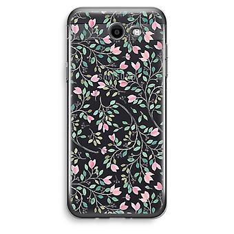 Samsung Galaxy J3 Prime (2017) przezroczysty (Soft) - delicje kwiaty