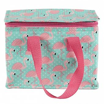 Sasse and Belle Flamingo Tote Lunch Bag