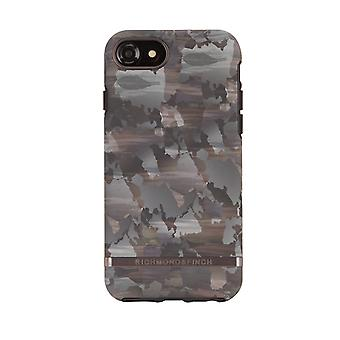 Richmond & Finch shell voor iPhone 6/7/8/SE - Camouflage