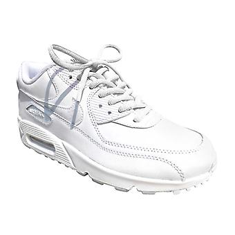 Lacets sport ovale blanc