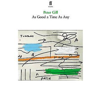 Un momento buono come qualsiasi (Main) di Peter Gill - 9780571326426 libro