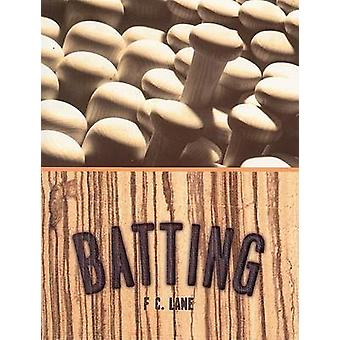 Batting by F. C. Lane - Frederick Ivor-Campbell - 9780910137867 Book