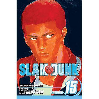 Slam Dunk - Volume 15 par Takehiko Inoue - Takehiko Inoue - 9781421533