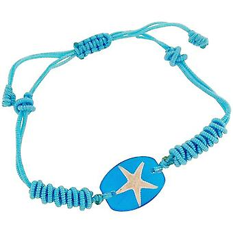 The Olivia Collection Nautical Underwater Life Bracelet with REAL Starfish