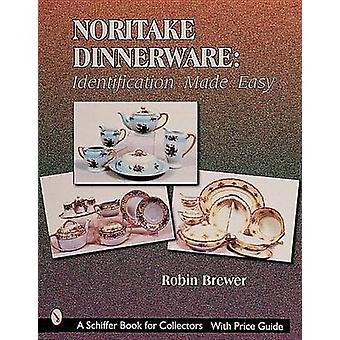Noritake Dinnerware - identificatie gemakkelijk gemaakt door Robin Brouwer - 97807